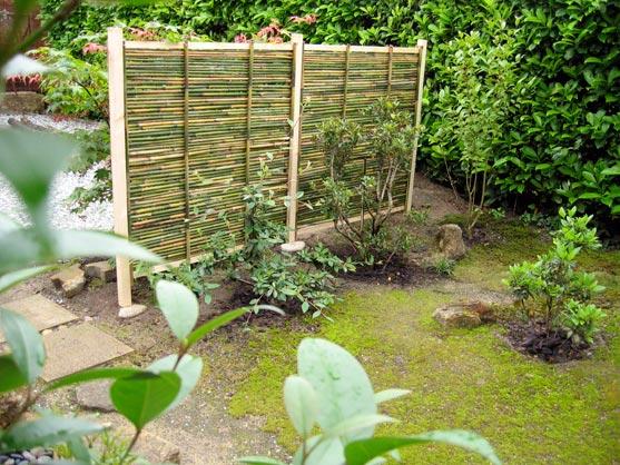 Archive 2009 fujijardins for Fabrication d objet en bambou